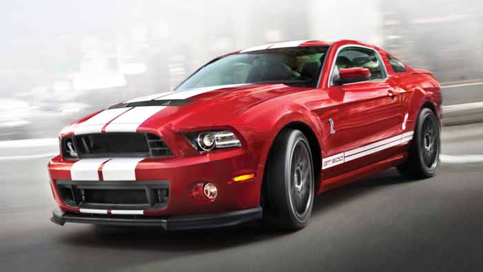 Ford Mustang Shelby Gt500 Reviews Specifications And Pricing